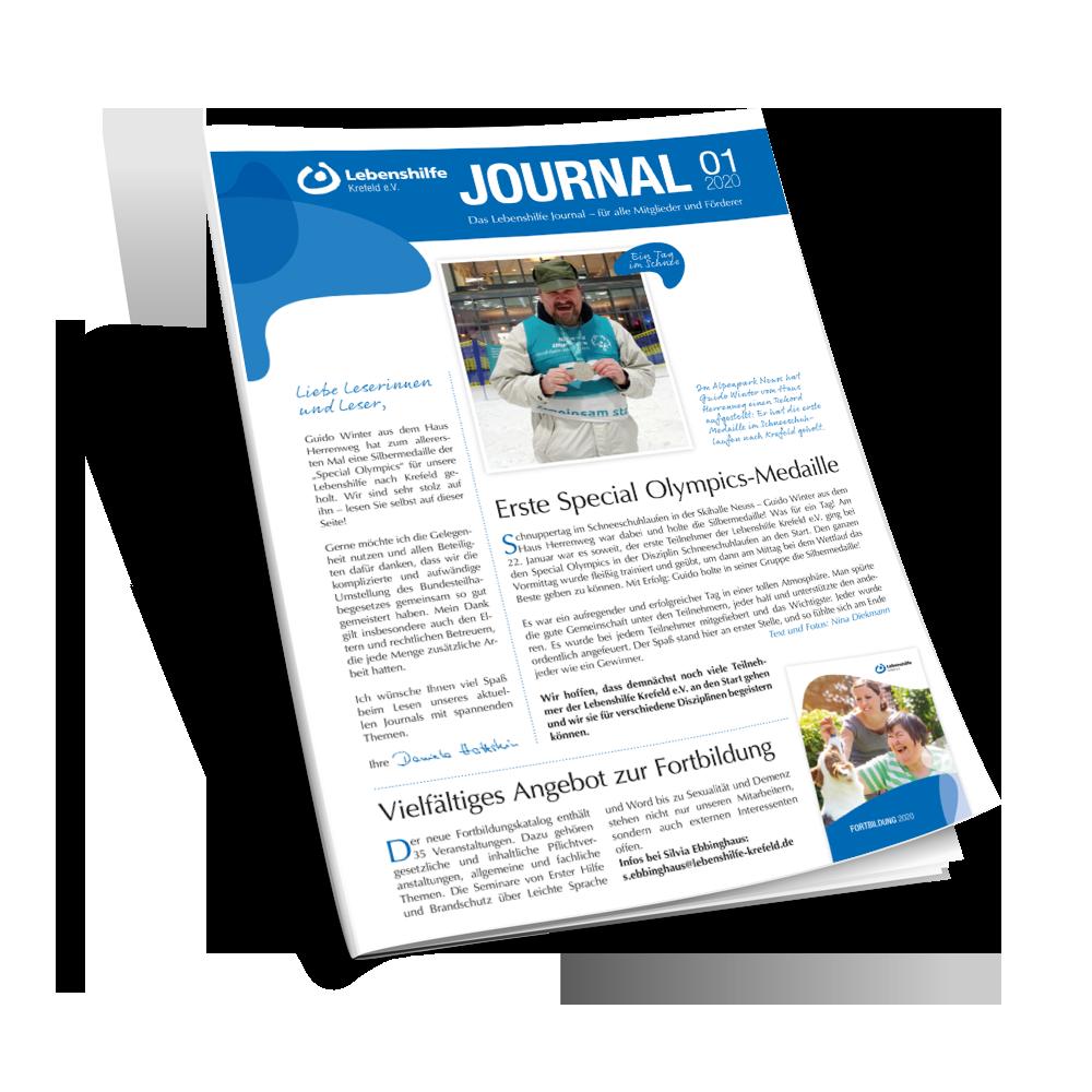 Lebenshilfe-Journal-2020-1 Mockup
